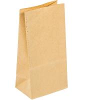 Крафт-пакет 19х10х7 без ручек, 70 гр/м для упаковки небольших сувениров. Возможна печать методом шелкографии 1+0.