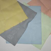 Тиснение блинтовое на ткани